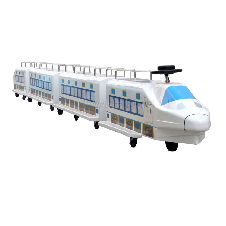 CRH Trackless Train FLTT-A30030