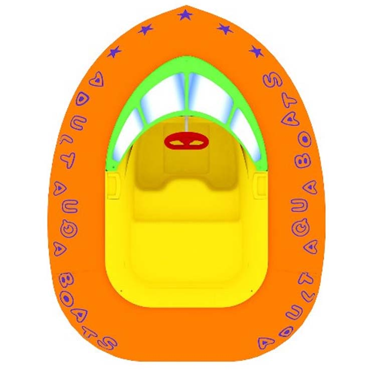 Parenting Normal Tube Bumper Boat FLBB-40002